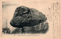 Roche Branlante, Environs Du Mont-Dore (Puy-de-Dôme) Photo A.G. - Carte Dos Simple - Non Classificati