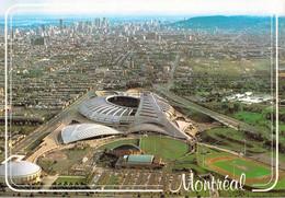 Montréal - Stade Et Vélodrome Des Jeux De La XXI Olympiade - Vue Aérienne - Montreal