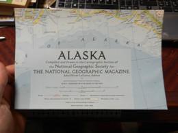 1) NATIONAL GEOGRAPHIC ALASKA 1956 - World