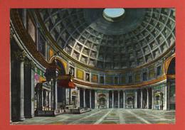 CP EUROPE  ITALIE LATIUM ROMA 139 PANTHEON - Pantheon