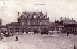 59 - Nord -  DOUAI - La Gare - Douai