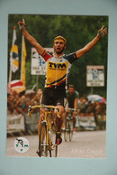 CYCLISME: CYCLISTE : JOHAN   CAPIOT - Cyclisme