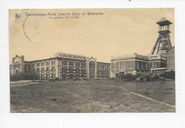 Waterschei  Charbonnages André Dumont. Siège De Waterschei  Vue Générale Côté Sud-Est 1929 - Genk