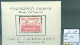 Bloc 29  Xx  Côte 80€ - Blocchi 1924 – 1960