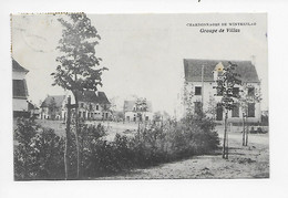 CHARBONNAGES  DE WINTERSLAG   Groupe De Villas 1920 - Genk