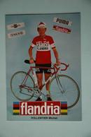 CYCLISME: CYCLISTE : MICHEL POLLENTIER - Cyclisme