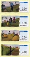 FAROE ISLANDS (2020) - ATM - Hay Harvesting / Fenaison / Recogida De Heno / Heuernte / Høhøsten - Isole Faroer