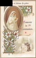 Image Pieuse Ou Religieuse -1908 - Andachtsbilder