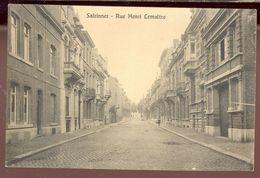 NAMUR     Cpa Salzinnes  1927    Histoire 14/18 - Namur