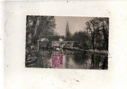Poudenas (47) : Le Pont Sur La Gélise En 1957 PF . - Other Municipalities