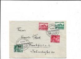 Sammlerbrief Aus Wiesbaden 1939 - Cartas