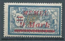 Memel YT N°64 Merson Surchargé Neuf/charnière * - Nuovi