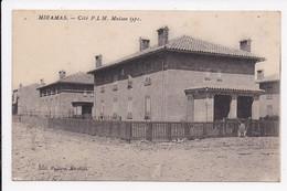 CP 13 MIRAMAS Cité P.L.M. Maison Type - Otros Municipios