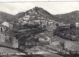 GALATRO-REGGIO CALABRIA-PANORAMA-SEZ. MONTEBELLO-CARTOLINA VERA FOTOGRAFIA VIAGGIATA IL 29-12-1962 - Reggio Calabria