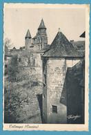 COLLONGES - L'Eglise Et La Tour Du Castel De Vassignac - Frankrijk