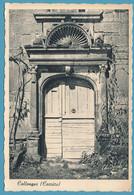COLLONGES - Porte à Coquille Renaissance - Frankrijk