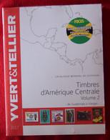DIVERS CATALOGUE YVERT AMERIQUE CENTRALE 2 GUATEMALA A ILES VIERGES 2017 - Andere