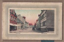 CPA ALLEMAGNE - PÜTTLINGEN - Marktstrasse - TB PLAN Rue CENTRE VILLAGE Devanture MAGASIN - Germany