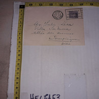 FB1966 STORIA POSTALE TIMBRO GRAND PRIX AUTOMOBILE NICE 12 AGOSTO 1934 VIAGGIATA TIMBRO RETRO WEST END HOTEL NICE - France