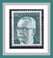 (729) BRD 1972 ** MNH/postfrisch (A-8-6) - Unused Stamps