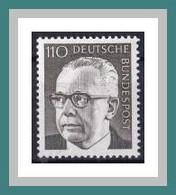 (727) BRD 1972 ** MNH/postfrisch (A-8-6) - Unused Stamps