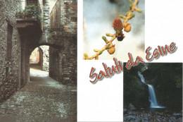(BS) ESINE, MULTIVEDUTA - Cartolina Nuova, Saluti - Other Cities