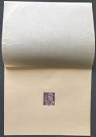 France Mercure 40c. épreuve D'artiste - (C1999) - Postmark Collection (Covers)