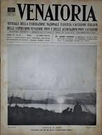 Caccia Rivista - Venatoria N. 16 - Caccia A Mare - 1937 - Boeken, Tijdschriften, Stripverhalen