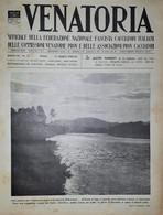 Caccia Rivista - Venatoria N. 10 - Idee Sul Tiro A Caccia - 1937 - Boeken, Tijdschriften, Stripverhalen