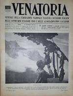 Caccia Rivista - Venatoria N. 2 - Adorazione - 1937 - Boeken, Tijdschriften, Stripverhalen