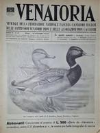 Caccia Rivista - Venatoria N. 47 - 1936 - Boeken, Tijdschriften, Stripverhalen