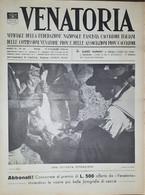 Caccia Rivista - Venatoria N. 46 - Una Delicata Operazione - 1936 - Boeken, Tijdschriften, Stripverhalen