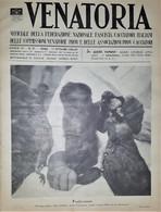 Caccia Rivista - Venatoria N. 37 - Preferenze - 1936 - Boeken, Tijdschriften, Stripverhalen