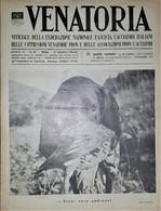 Caccia Rivista - Venatoria N. 34 - Ecco, Caro Padrone! - 1936 - Boeken, Tijdschriften, Stripverhalen