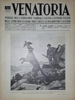 Caccia Rivista - Venatoria N. 32 - Volpino - 1936 - Boeken, Tijdschriften, Stripverhalen