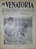 Caccia Rivista - Venatoria N. 24 - Mattinata Vagabonda - 1936 - Boeken, Tijdschriften, Stripverhalen