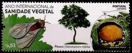 Portugal 2020 , Filoxera / Reblaus - Postfrisch / MNH / (**) - Unused Stamps