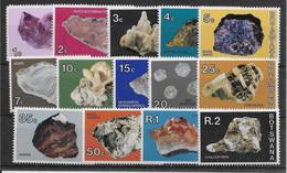 Botswana N°266/79 - N°266 & 275 B/TB - Minéraux - Neuf ** Sans Charnière - TB - Botswana (1966-...)