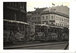 Photo!:Germany:Hamburg, Tram, Pre 1970 - Eisenbahnen