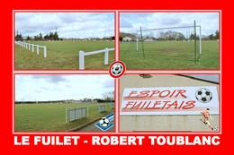 Le Fuilet (49 - France) Stade Robert Toublanc - Stadiums
