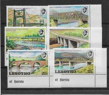 Lesotho - Ponts - Neuf ** Sans Charnière - TB - Lesotho (1966-...)