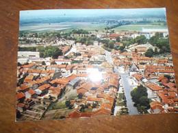 51 Sermaize Les Bains Vue Aérienne Garnon Librairie écrite Combier TBE 1960 - Sermaize-les-Bains