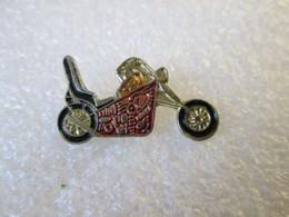 PIN'S   MOTO  SHOPPER - Motorfietsen