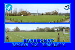 Barbechat (44 - France) Stade J.M. Bourdin - Other Municipalities
