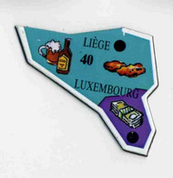 LIEGE - LUXEMBOURG - BIERE - Andere