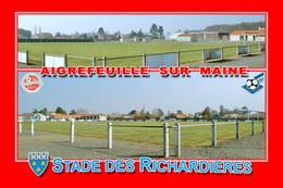Aigrefeuille Sur Maine (44 - France) Stade Des Richardières - Aigrefeuille-sur-Maine