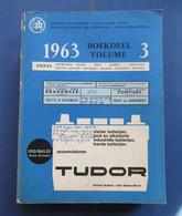 Telefoonboek 1963 = Antwerpen Diest Hasselt Herentals Leuven Mechelen Tongeren + Vervolgdeel - Ohne Zuordnung