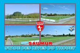 Saumur (49 - France) Stade Des Rives Du Thouet - Stadiums