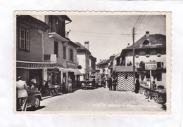 CPSM.  14 X 9  -  St.  GINGOLPH  -  La Douane  Franco - Suisse - Altri Comuni