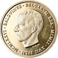 Monnaie, Belgique, Baudouin I, 20 Francs, 20 Frank, 1976, FDC, Or - Proofs